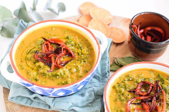 boerenkool soep caldo verde