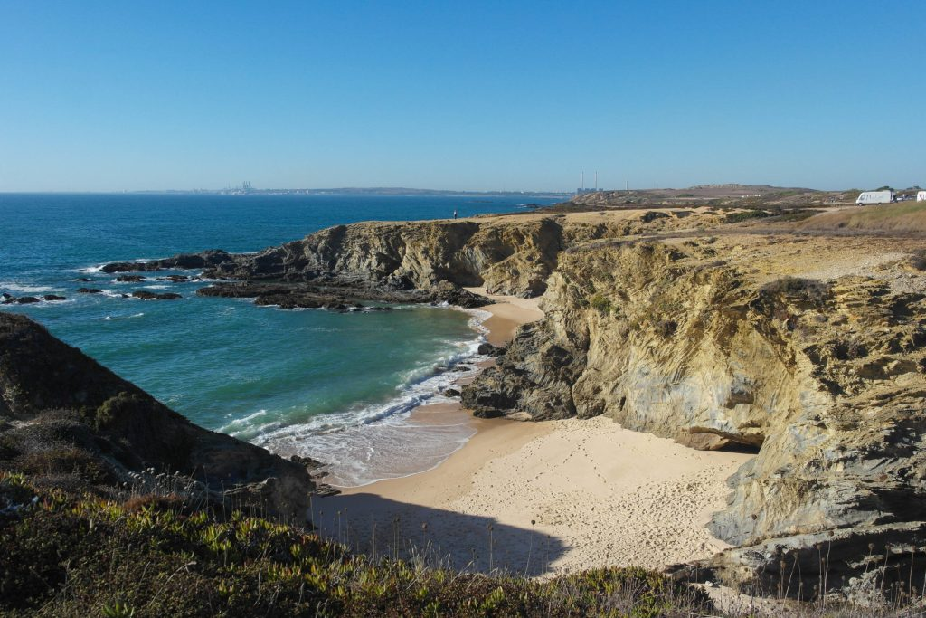 Rondreis door Portugal kust alentejo