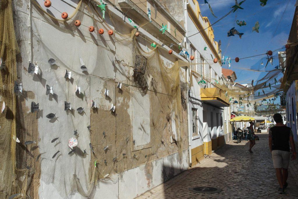rondreis door Portugal Ferragudo