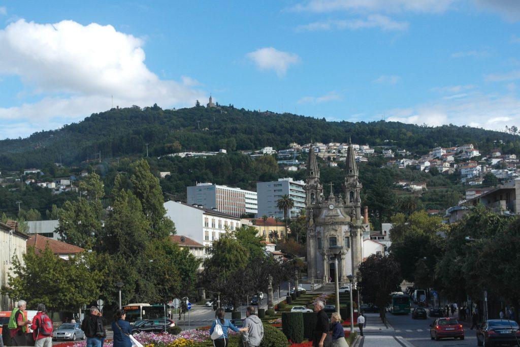Guimarães roadtrip Portugal