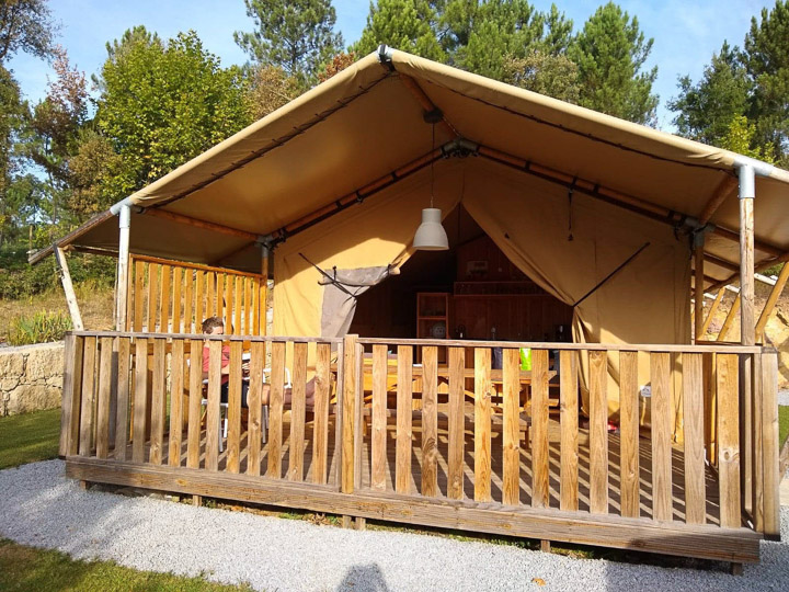 glamping lodge cascalhal
