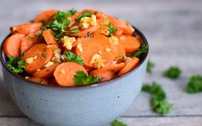 Portugese worteltjes – Cenouras à Algarvia