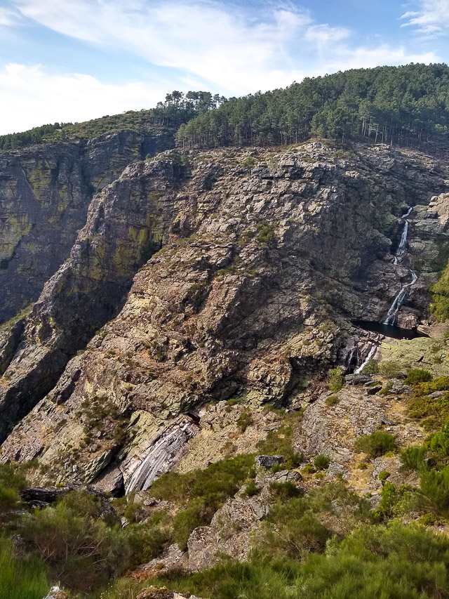 parque nacional Alvao fisgas de ermelo trail