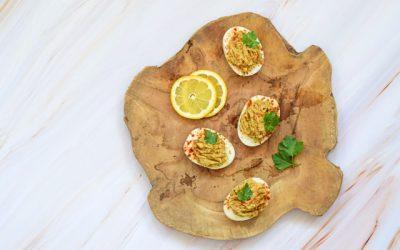 3 recepten met een perfect gekookt eitje | eierkoker review