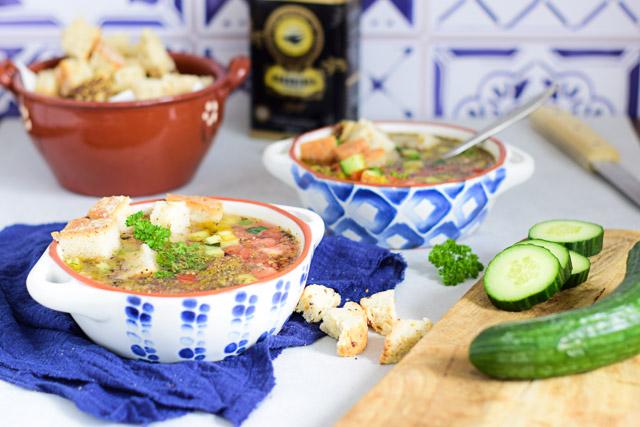 gaspacho soep portugese gazpacho