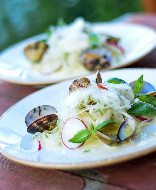Da Silva den bosch portugees restaurant bacalhau venusschelpen