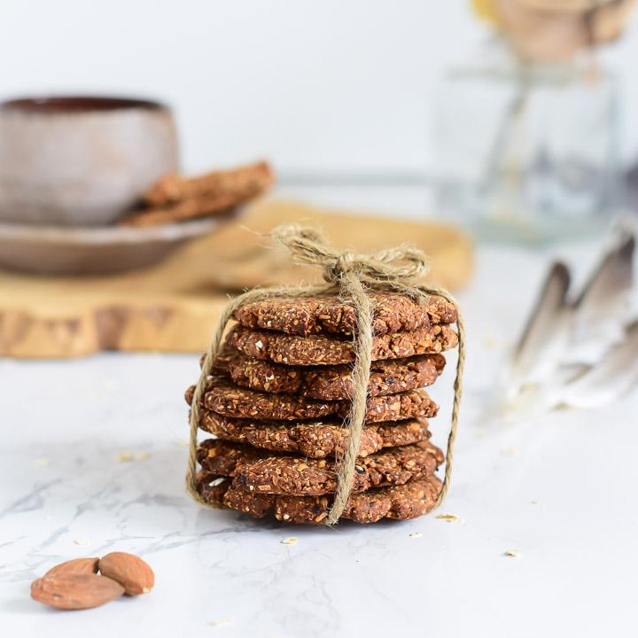 gezonde pruimen koekjes suikervrij glutenvrij