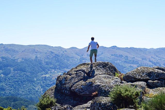autovakantie portugal peneda geres park bergen