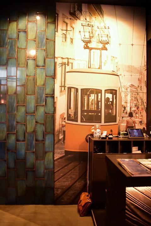 NOMADS Amsterdam tram