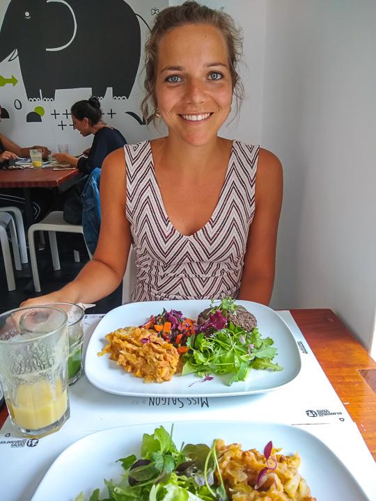 gezond uit eten in lissabon