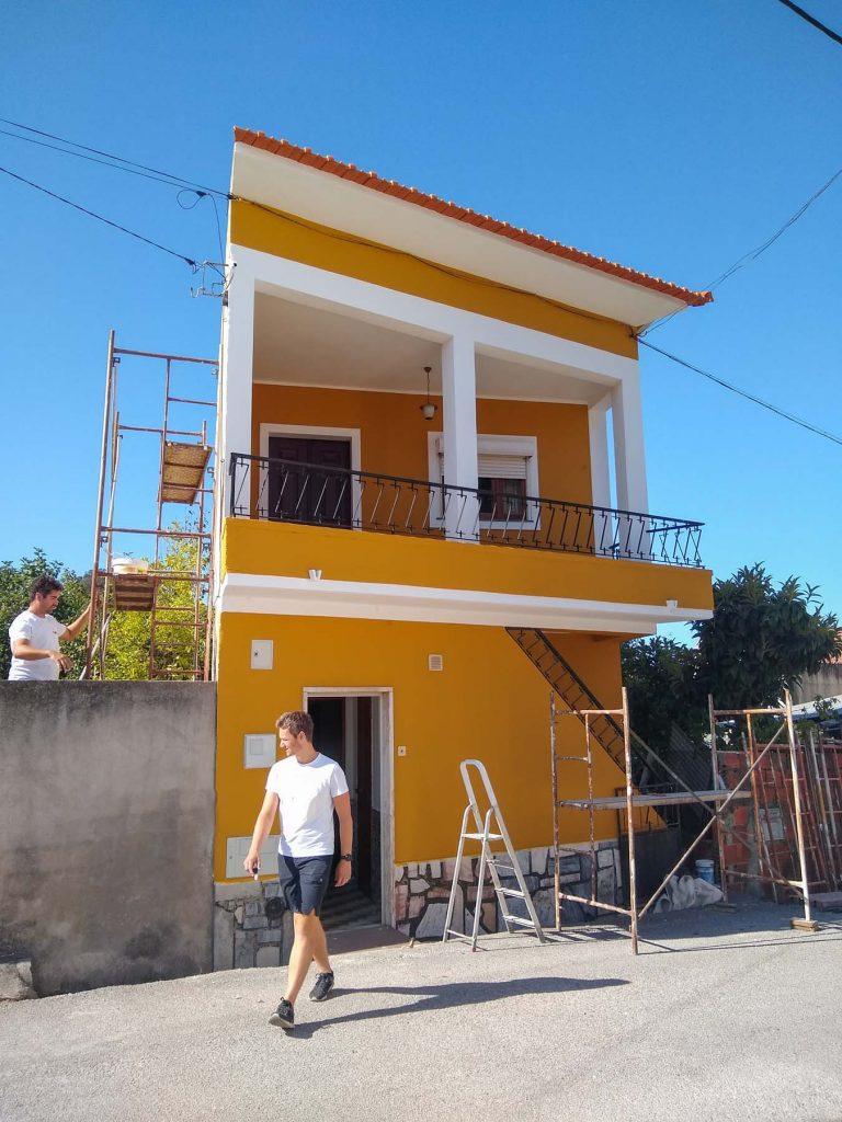 portugal amiais de baixo vakantiehuis