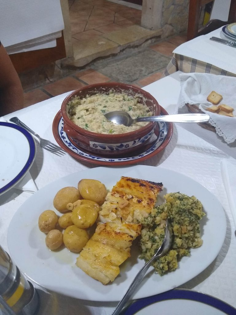 portugal amiais de baixo uit eten