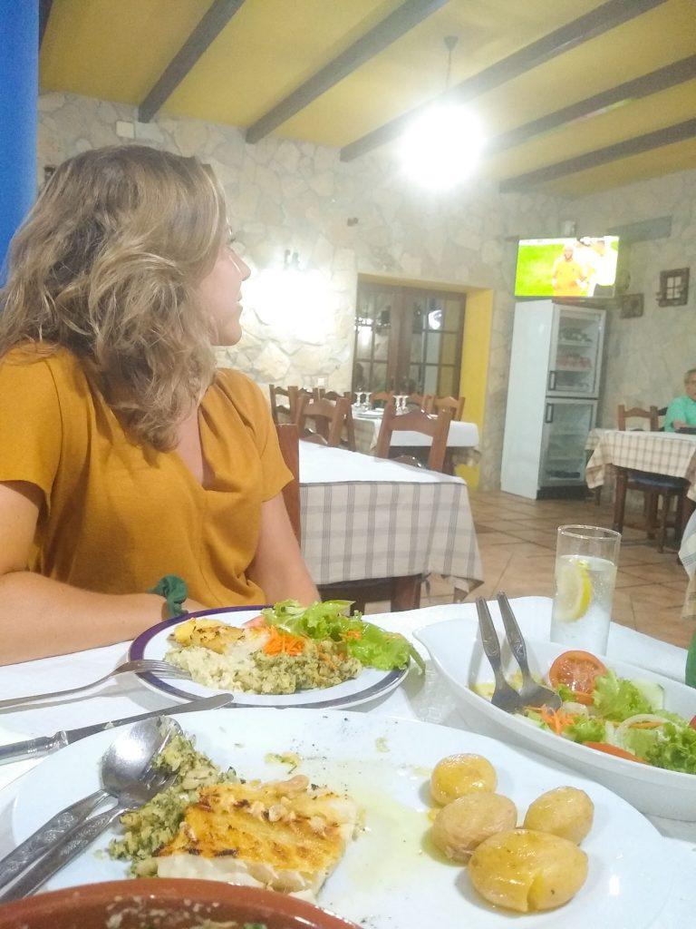 portugal amiais de baixo restaurant