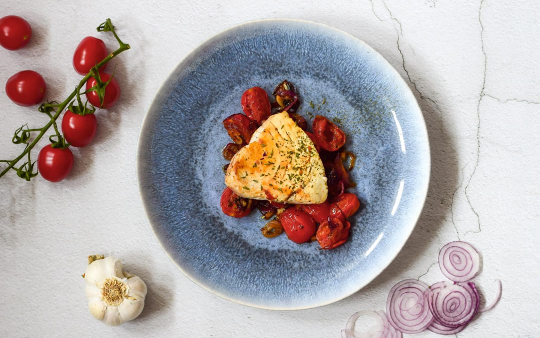 Review kookboek Polvo & Pato | recept atum cebolada