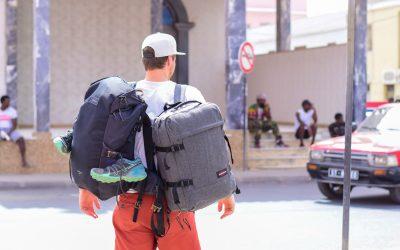 Waarom je beter kunt backpacken met alleen handbagage