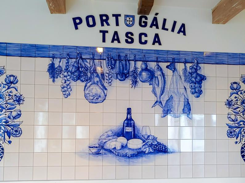 Portugália Tasca:  Nieuw Portugees restaurant in Amsterdam