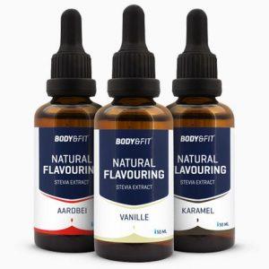 flavour drops stevia