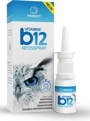 vitamine b 12 neusspray