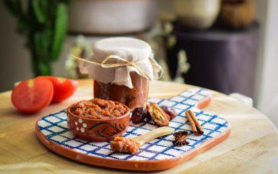"Portugese tomatenjam zonder suiker – ""doce de tomate"""