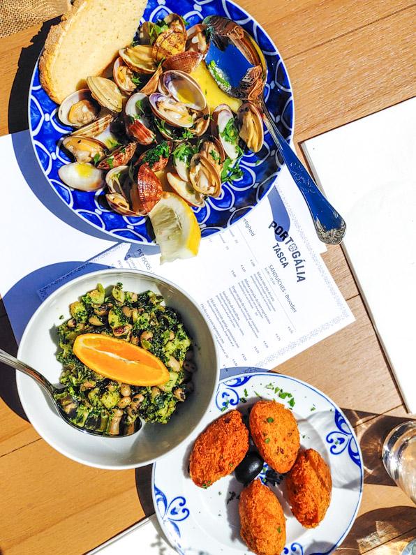 portugalia tasca portugees restaurant in amsterdam