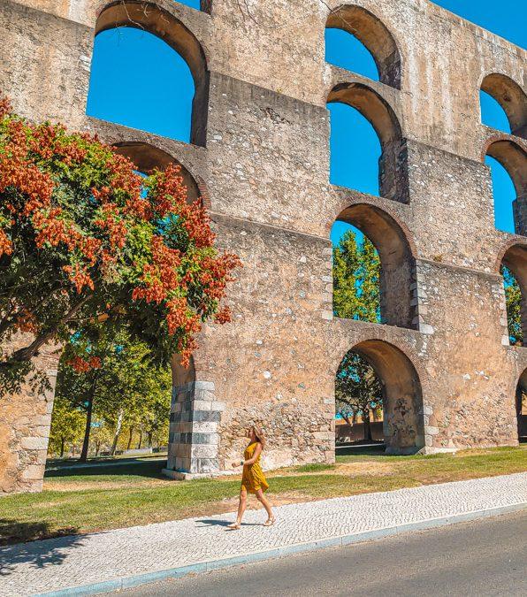 Autovakantie Portugal 2020 #2   Spanje & Alentejo