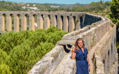Autovakantie Portugal 2020 #4 | Een bezoek aan Tomar en spirulina!