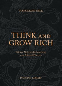 think and grow rich boek