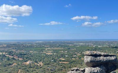 Oost-Algarve binnenland: wandelen en hiken in de natuur