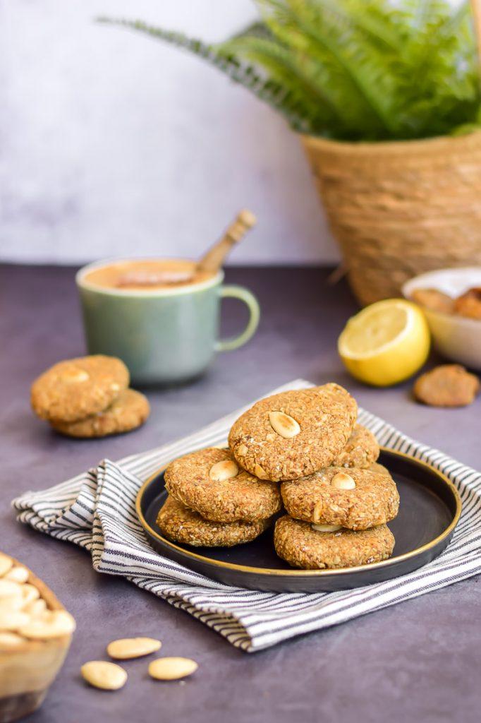 recept amandelkoekjes zonder suiker portugees vijgen