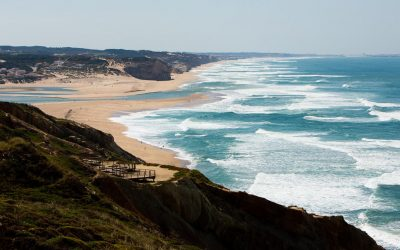 Een rustig dagje strand in Portugal: kan dat nog? Zeker!